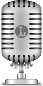 The Lawyerist Podcast microphone.